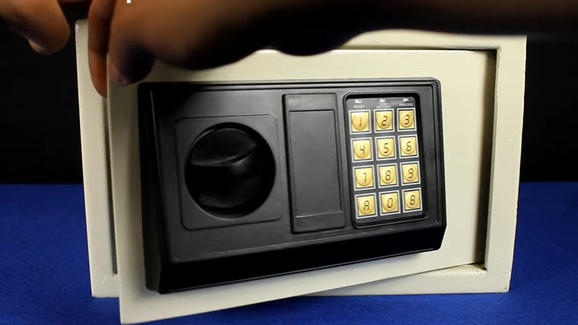small home safes reviews