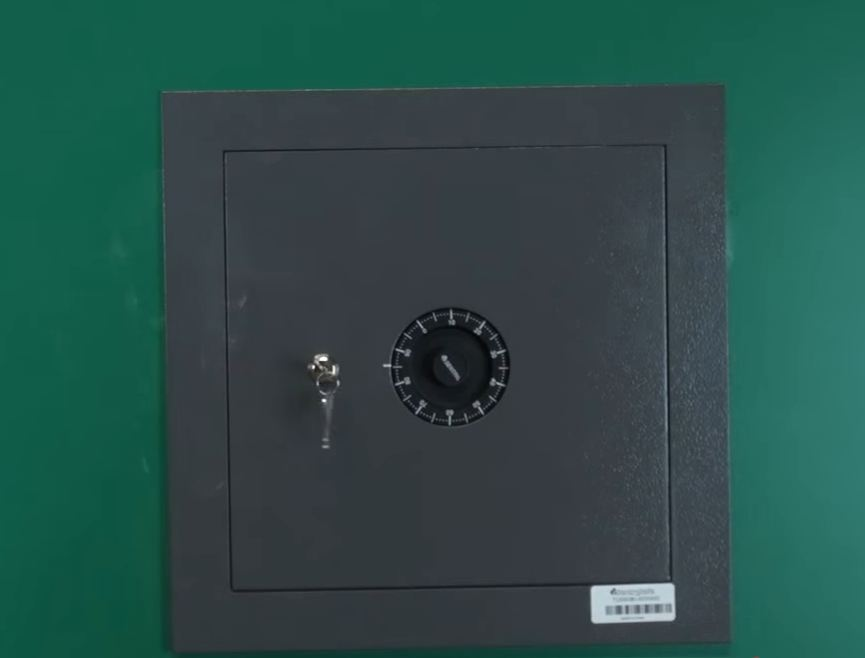 wall safes fireproof