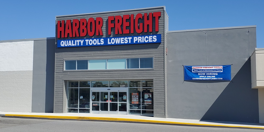 Harbor freight safes