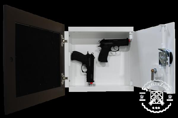 wall safes for guns