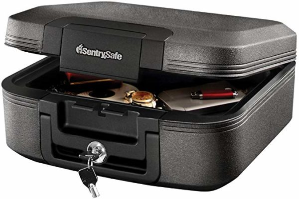 waterproof fireproof safe box