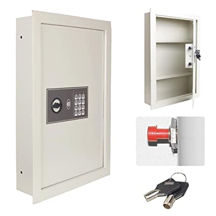 built-in wall home safes_4