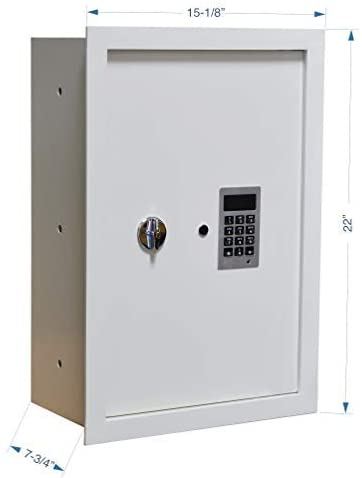 in wall safe between studs fireproof_2