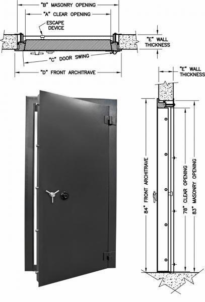 in wall safe door_42