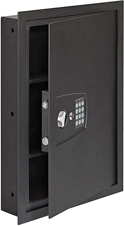 snapsafe in wall safe_1